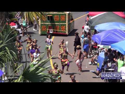 Bermuda African Dance Company  May 24 2013