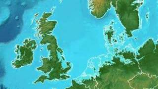 Sea level rise in Northern Europe
