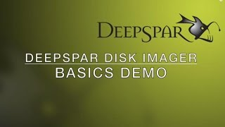 DeepSpar Disk Imager (DDI4) demo video with Network Add-on