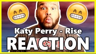 KATY PERRY - RISE [REACTION]