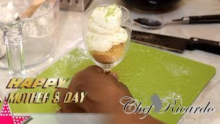 Mothers Day Lemon Cheese Cake Dessert Recipe