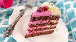 Хотите удивить гостей Готовьте необычный ТОРТ ИЗ СВЕКЛЫ праздничный свекольный десерт