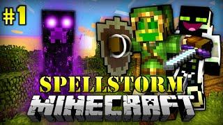 Ein DUSSELIGES Abenteuer - Minecraft Spellstorm #001 [Deutsch/HD]