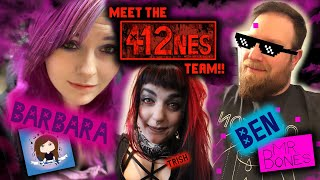Meet the 412nes Team!!!