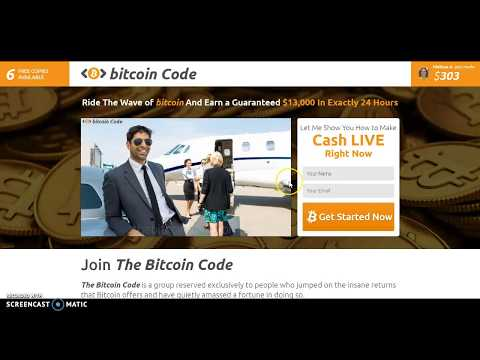 Bitcoin Code Review, Its A Scam