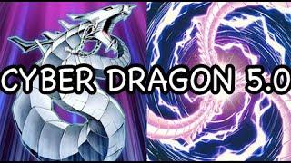 Cyber Dragons 5.0 Deck Profile December 2018