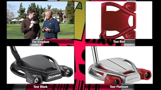 The Story Behind TaylorMade Spider Tour Putters