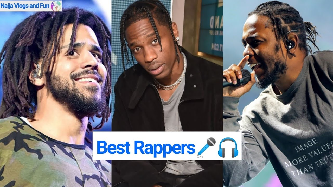 Top 10 Best Rappers in the world 2020