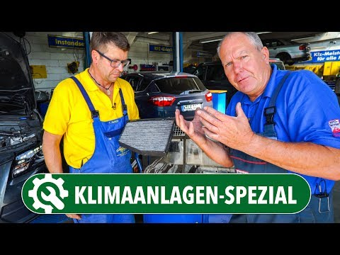 Klimaanlagen-Spezial   Die Autodoktoren