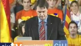 el nuevo lider independentista artur mas ciu arrasa en catalunya