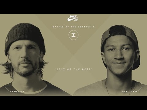 BATB X | Chris Cole vs. Nick Tucker - Round 2