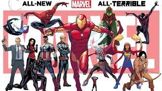 How Fake Diversity Failed Marvel Comics