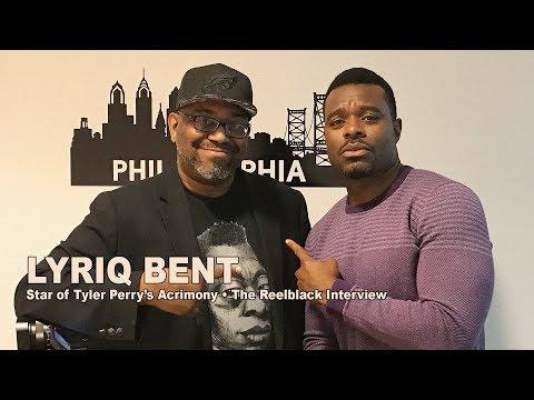 Lyriq Bent  Star of Tyler Perry's Acrimony
