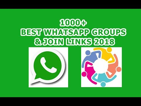 Best Whatsapp Group Links 2019 - Latest Girls, Tamil, India