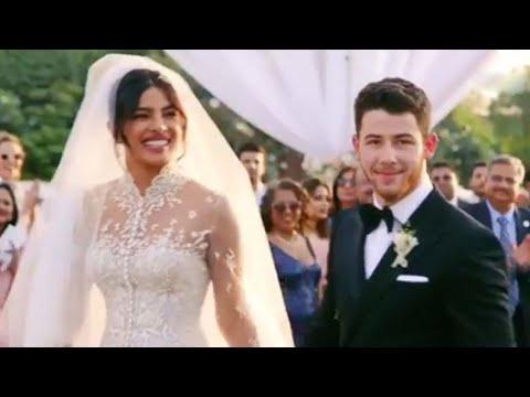 Priyanka Chopra Was In Tears The Moment She Saw Nick Jonas At Her White Wedding