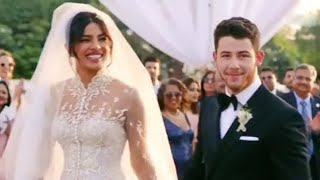 Priyanka Chopra Was In Tears The Moment She Saw Nick Jonas At Her White Wedding