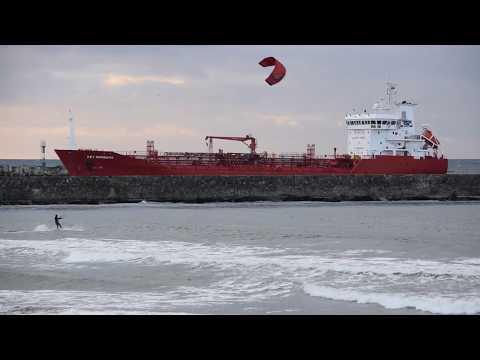 KiteVlog: Балтийск #2