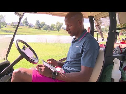 Ray Allen hosts charity golf tournament in Cromwell