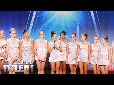 ACRO GIRL' - France's Got Talent 2016 - Week 5