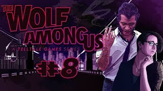Let's Play The Wolf Among Us - Episode 2: Smoke & Mirrors (Part 2)