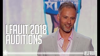 Fred Razon |  Auditions | France's got talent 2018