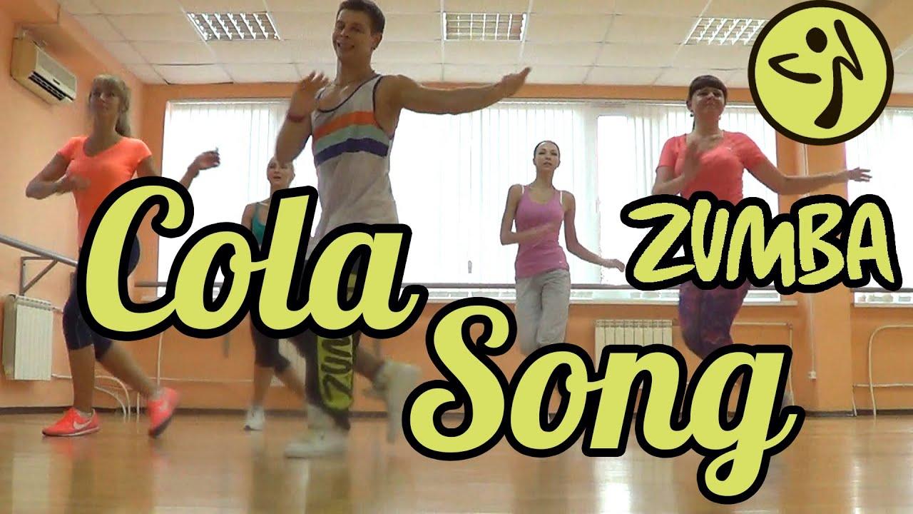 Zumba Fitness - Cola song by Inna #ZUMBA #ZUMBAFITNESS