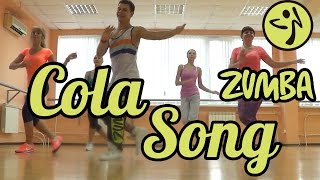 Zumba Fitness - Cola song by Inna #ZUMBA #ZUMBAFITNESS