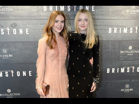 Brimstone premiere Amsterdam | Copyright Mischa Schoemaker Dutch Press Photo Agency