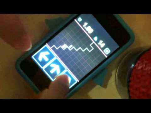 "Moon煎蛋 I Phone App Game ""Faststair"" 11秒75 胎痕版mp4"