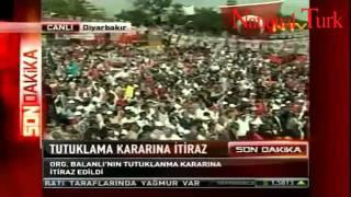 Devlet Bahçeli konuştu - MHP Diyarbakır Mitingi Video