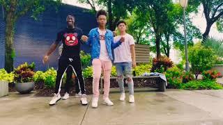 Chris Brown - Heat ft. Gunna (Official Dance Video)   HitDemFolks  