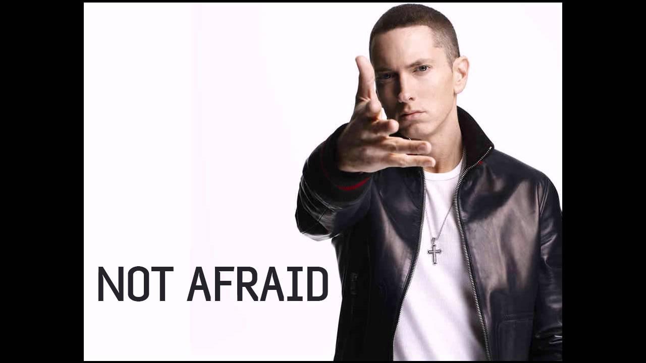 Eminem - Not Afraid - YouTube