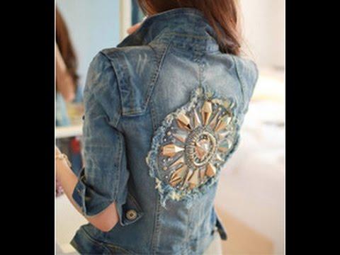 Гламурные джинсовые куртки на AliExpress