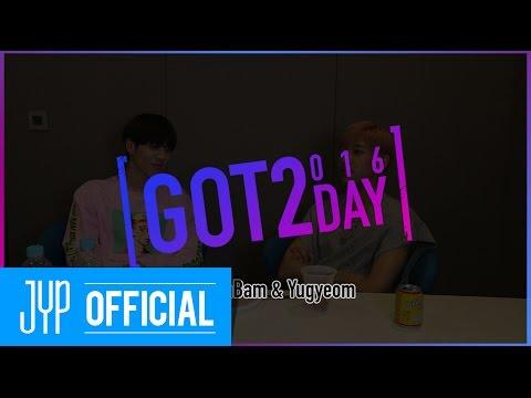 [GOT2DAY 2016] 06. BamBam & Yugyeom