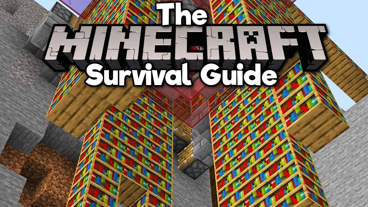 Automatic Book Farm! ▫ The Minecraft Survival Guide (Tutorial Let's Play) [Part 251]