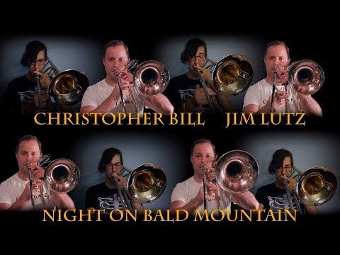 Night On Bald Mountain (ft. Christopher Bill) - Jim Lutz - Trombone