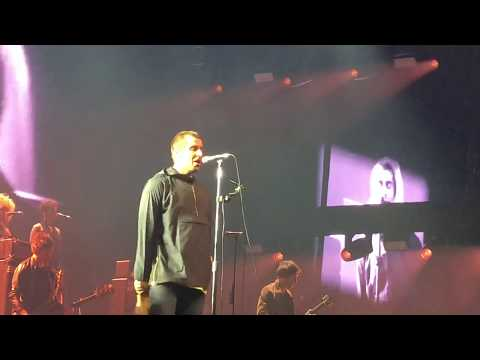 LIAM GALLAGHER - ONCE  - MOTORPOINT ARENA - CARDIFF - 11.11.19
