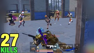 NEW GAMEPLAY IN MILITARY BASE   PUBG MOBILE