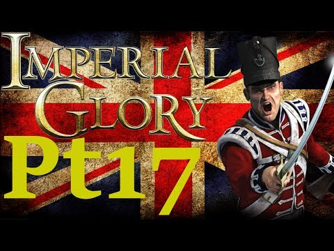 Imperial Glory - Great Britain Campaign Pt17: St Petersburg