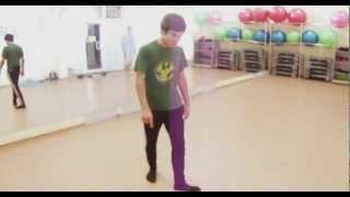 Урок лезгинки 4.1 чёткие, шуточные движения
