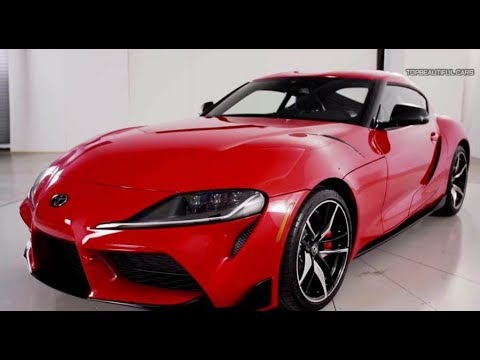 2020 Toyota Supra Specs and Engines
