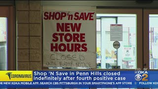 Restaurants And Grocery Stores Seeing Positive Coronavirus Cases