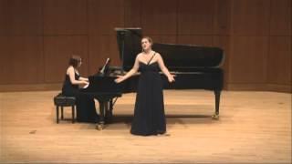 Robert Schumann - Der Ring (Frauenliebe und Leben) - Christina Cichos