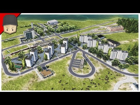 Workers & Resources: Soviet Republic - FIRST LOOK (CITY BUILDER TYCOON GAME)