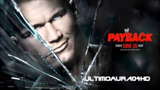 "WWE Payback 2013 OFFICIAL Theme Song ""Fly From The Inside ""By Shinedown (CD Quality+HQ) With DL"