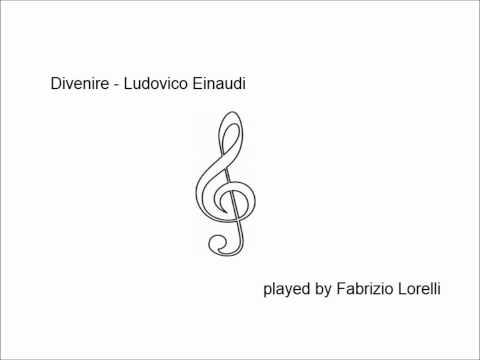 Divenire - Ludovico Einaudi (Played by Fabrizio Lorelli)