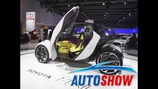 Concept cars. Canadian International AutoShow.