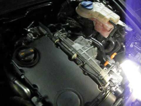 Audi bre motor