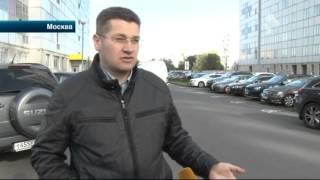 Скандалом закончилась эвакуация во дворе жилого комплекса в Москве