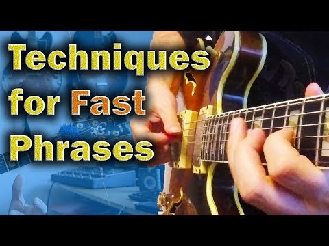 Picking Techniques BEYOND Alternate Picking